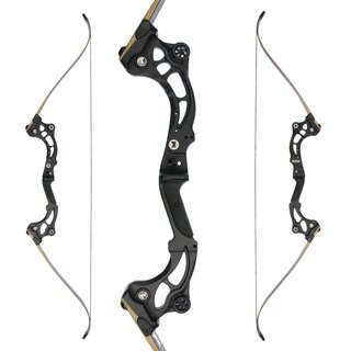 DRAKE Steam - 64 - 30-55 lbs - Take Down Recurve bow