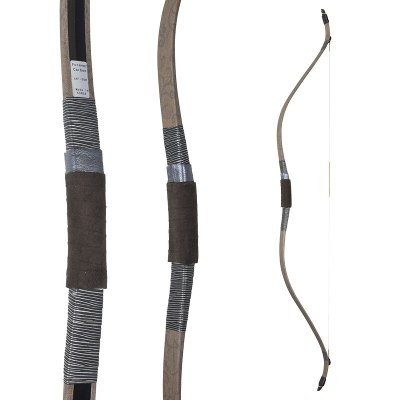 WHITE FEATHER Forever Carbon - 48 - 30-60 lbs - Horse bow