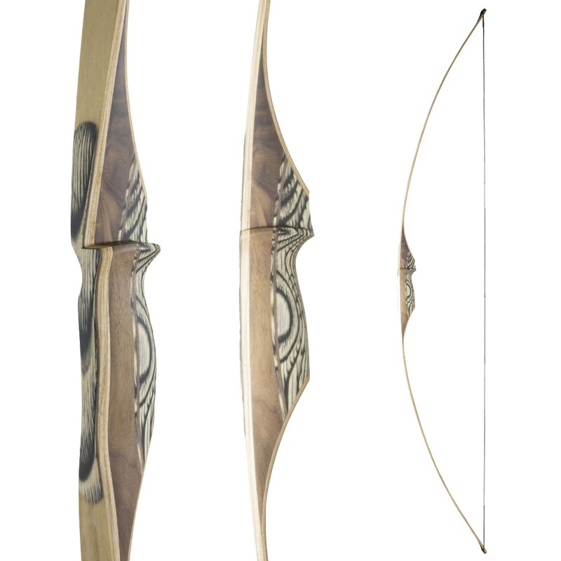 WHITE FEATHER Shearwater - 62 Zoll - 20-35 lbs - Langbogen