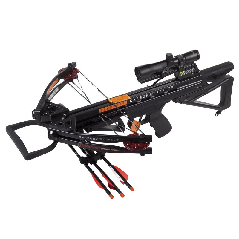 CARBON EXPRESS Varmint Hunter - 175 lbs / 307 fps - Armbrustpackage