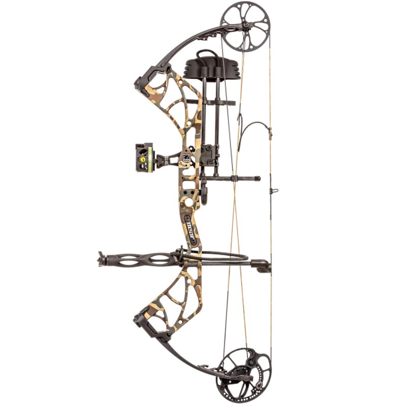 2021 FRED BEAR ARCHERY Whitetail Legend RTH