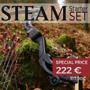 [SPECIAL] DRAKE Steam - 64 Zoll - 30-55 lbs - Take Down Recurvebogen