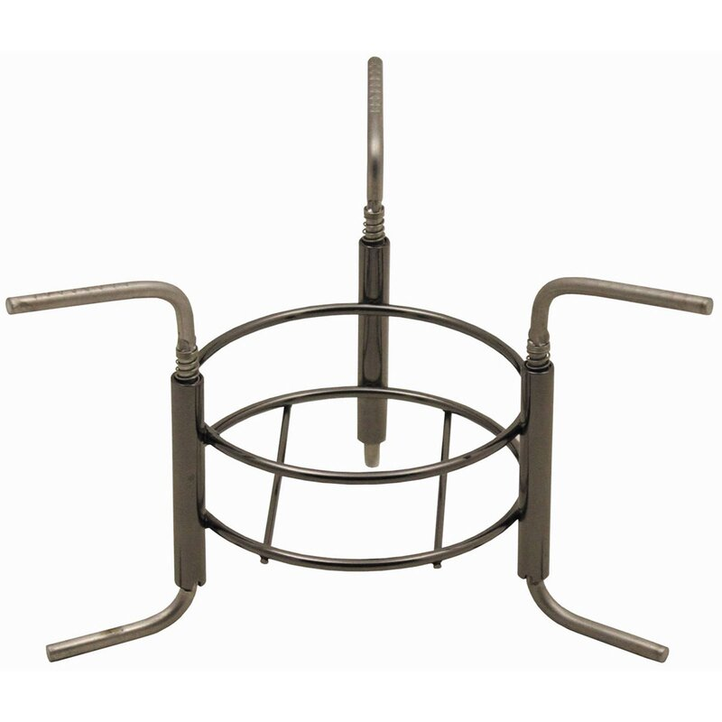 FOXOUTDOOR Tripod for Spirit Stove - foldable - Steel