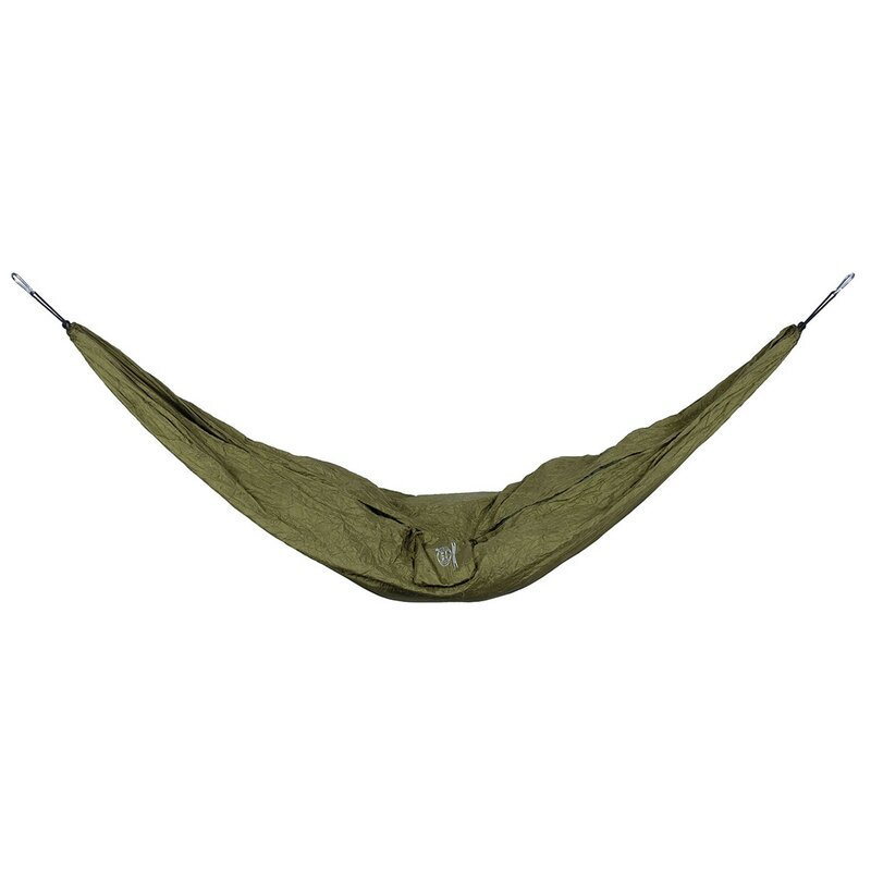 FOXOUTDOOR Hammock - Light - OD green