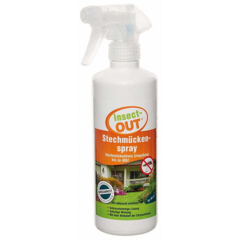INSECT-OUT - Stechmückenspray - 500 ml