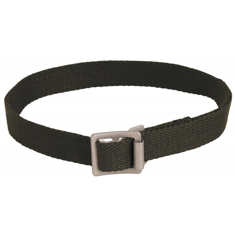 MFH BW Pack Strap - with buckle - OD green - approx. 130 cm