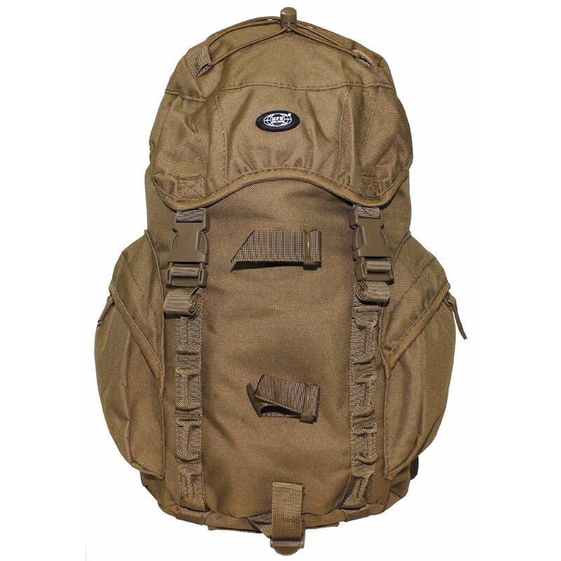 MFH HighDefence Rucksack - Recon I - 15 l - coyote tan