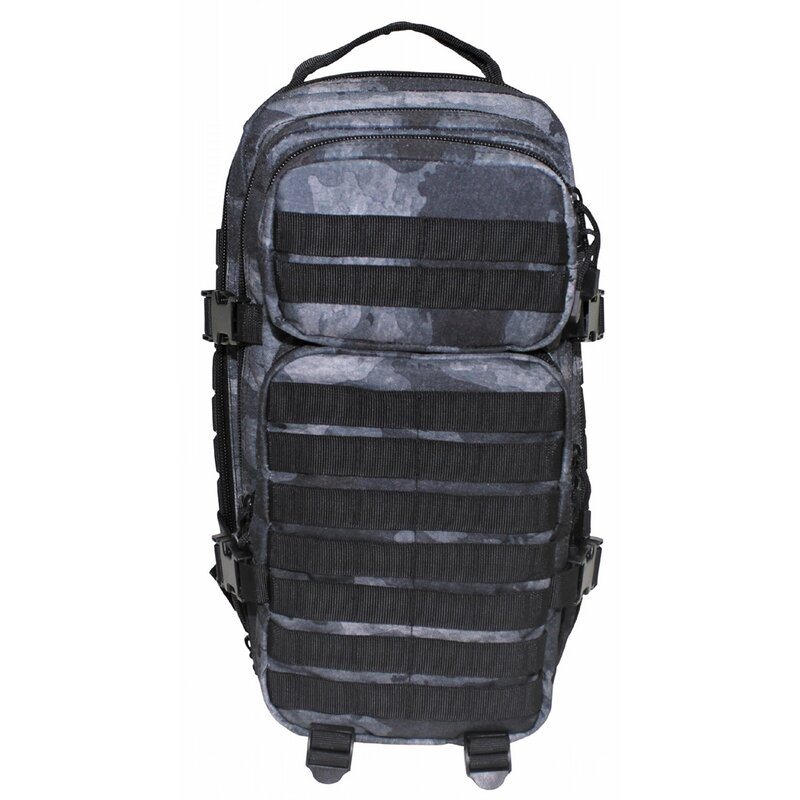 MFH HighDefence US Rucksack - Assault I - HDT-camo LE