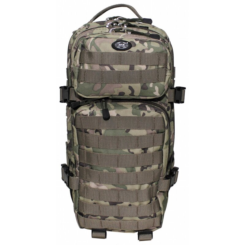 MFH HighDefence US Backpack - Assault I - operation-camo