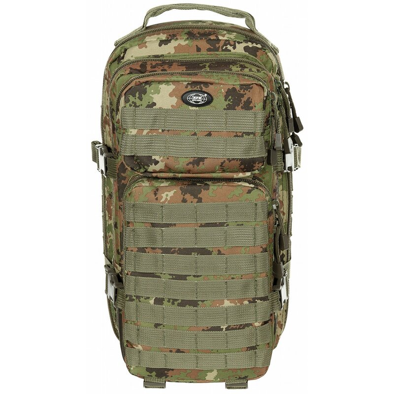 MFH HighDefence US Backpack - Assault I - vegetato