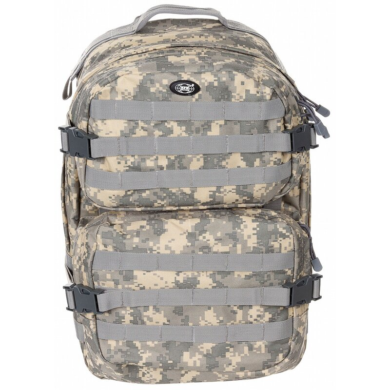 MFH HighDefence US Rucksack - Assault II - AT-digital