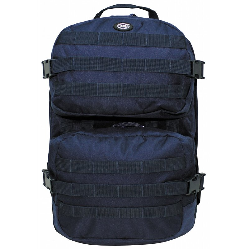 MFH HighDefence US Backpack - Assault II - blue
