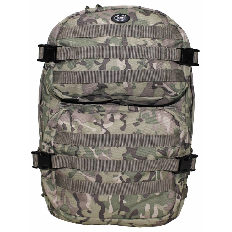 MFH HighDefence US Rucksack - Assault II - operation-camo