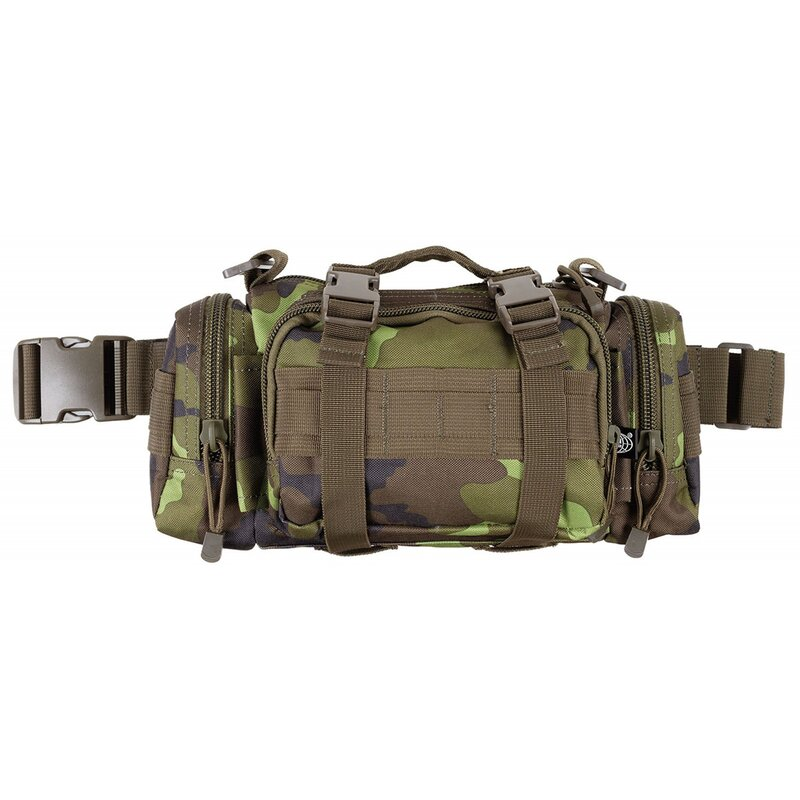 MFH Hip- and Shoulder Bag -  M 95 CZ camo