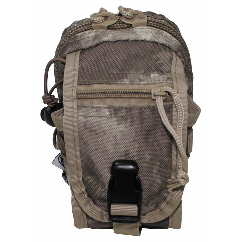 MFH Utility Pouch - MOLLE - small - HDT-camo