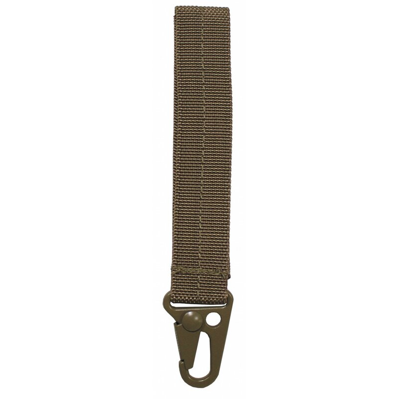 MFH Keychain - Tactical I - coyote tan
