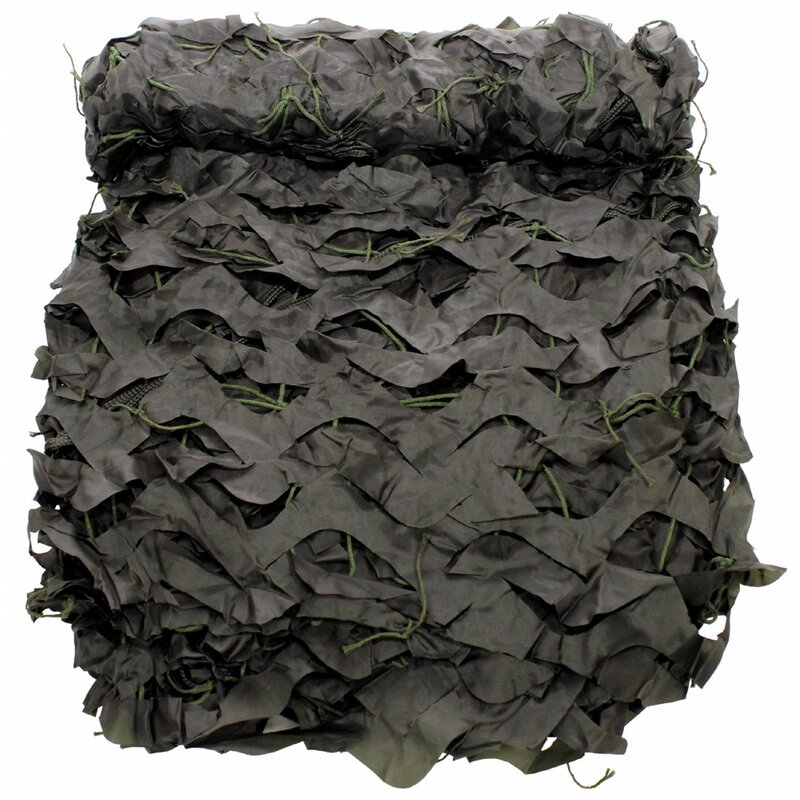 MFH Camo Net - 2 x 3 m - Basic - OD green