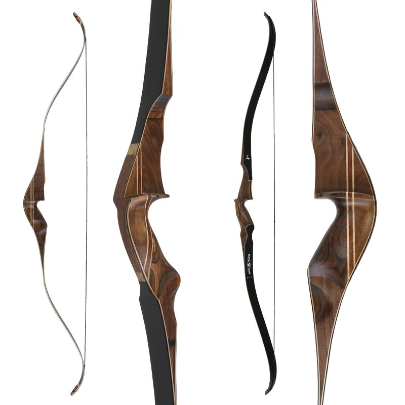 SET BUCK TRAIL Antelope - 60 - 25-60 lbs Recurve Bow