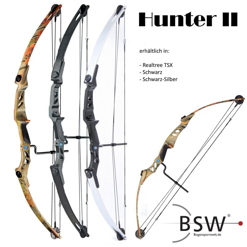 STRONGBOW Hunter II - 50-60 lbs - Compound Bow