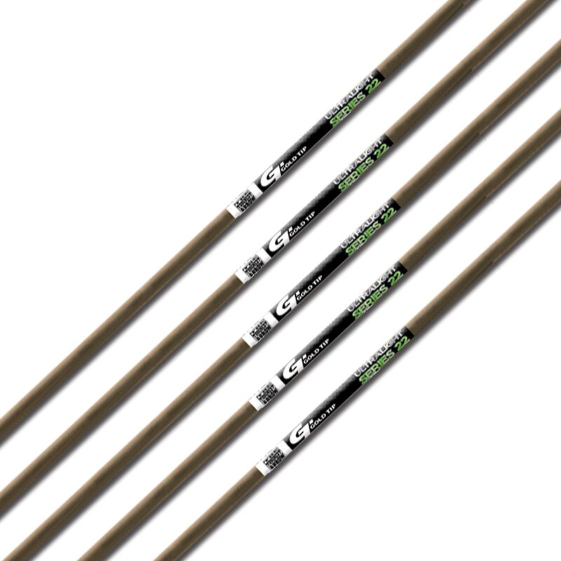 Shaft | GOLDTIP Ultralight Series 22 - Carbon