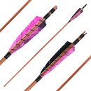 Complete Arrow | BSW Chestnut Deluxe - Wood