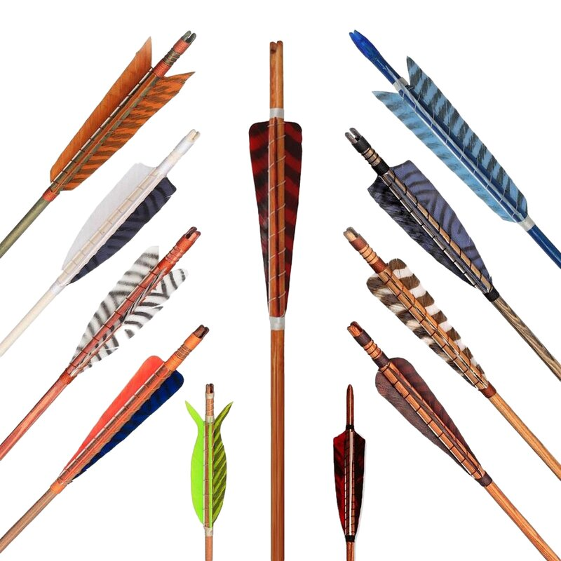 Complete Arrow | BSW Individual - Create your own Custom Wooden Arrow