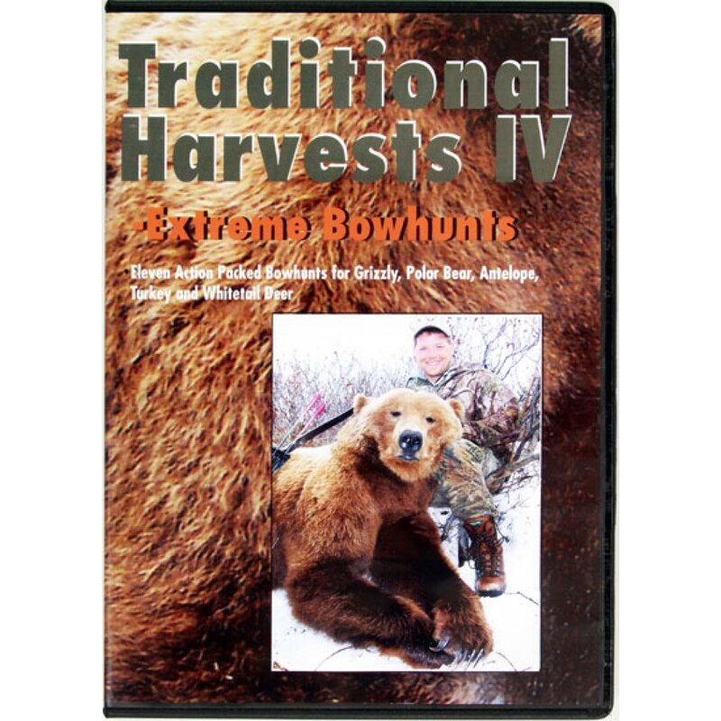 2nd CHANCE | DVD Traditional Harvests IV Extrem Bowhunting