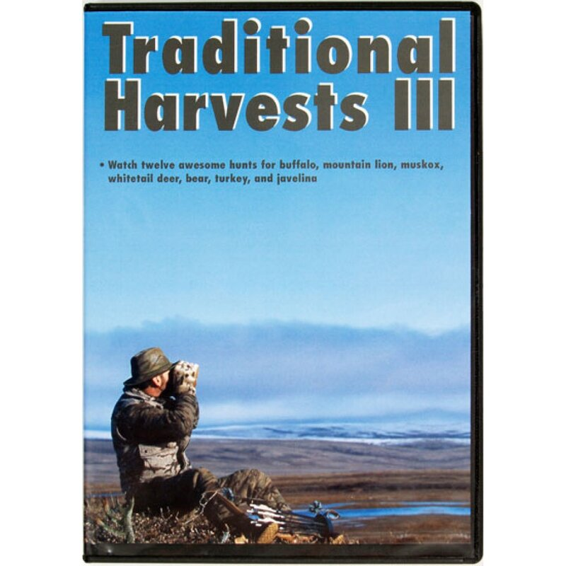 2nd CHANCE | DVD Traditional Harvest III