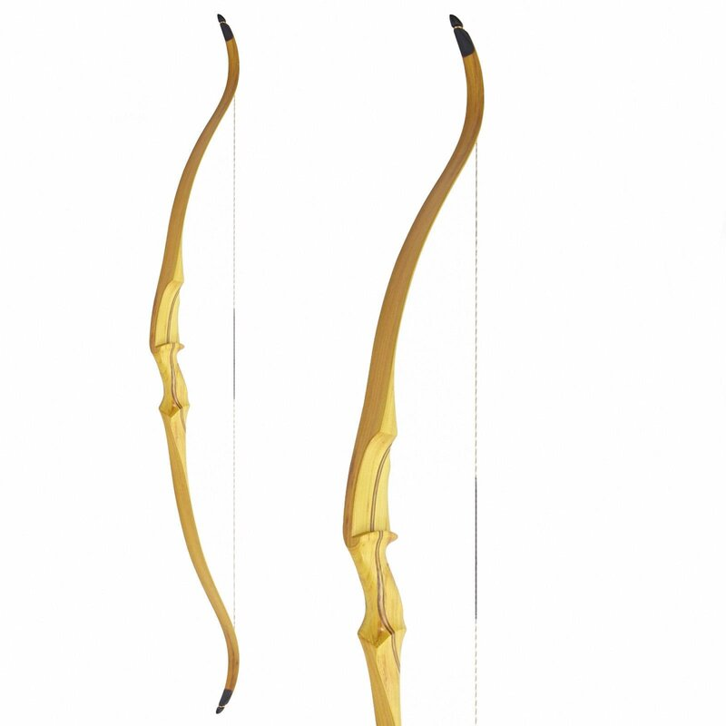 SET BIG TRADITION Yellow Tiger - 60 - 30-50lbs - One Piece