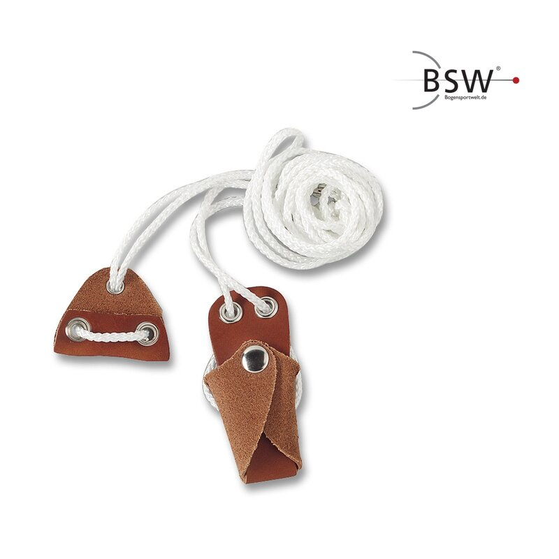 GOMPY Bow Stringer BSP-2 - Tip-Tip Leather