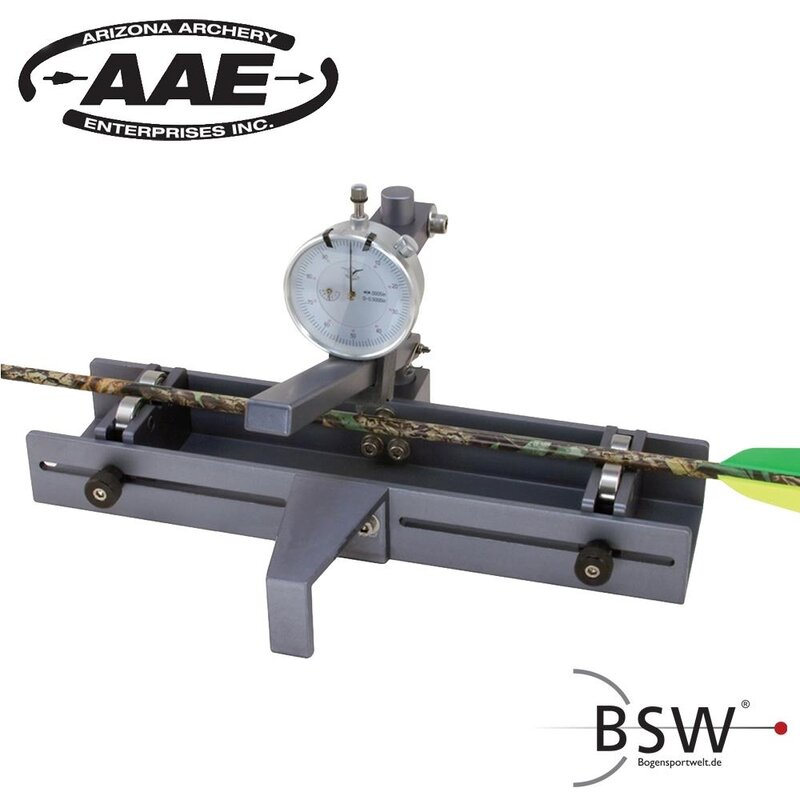AAE Arrow Straightener - Pfeilstrecker