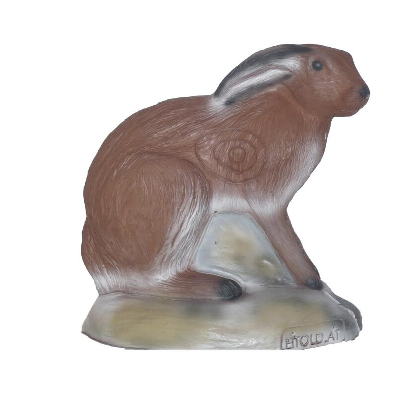LEITOLD Sitting Brown Hare