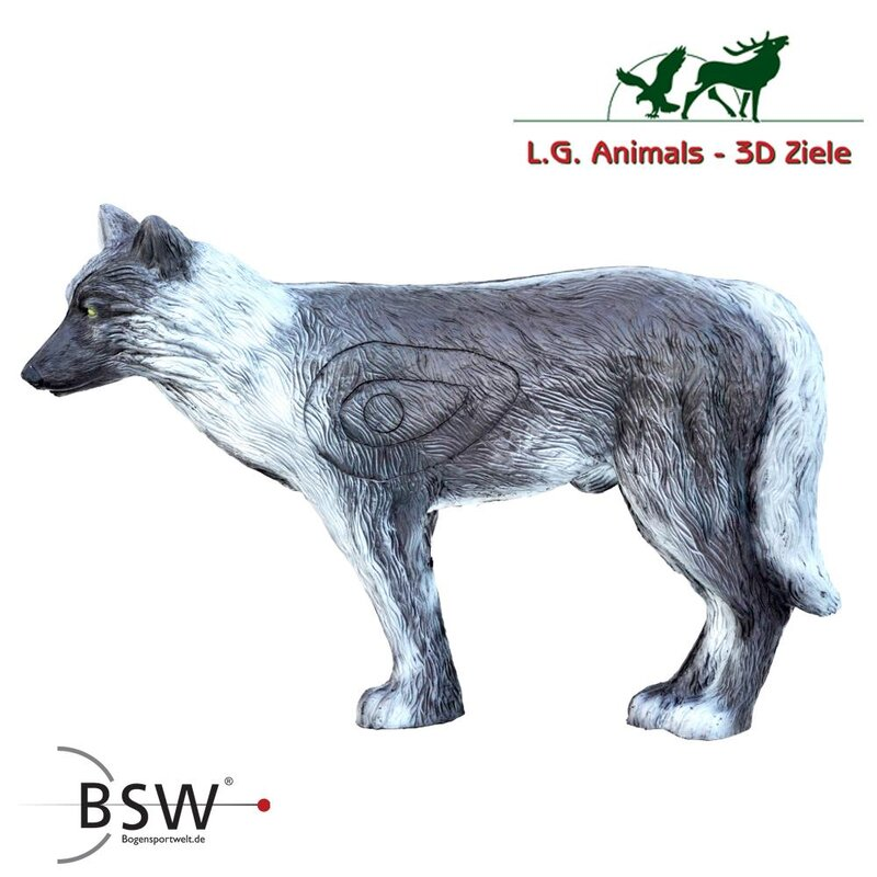 LEITOLD Laufender Wolf [***]