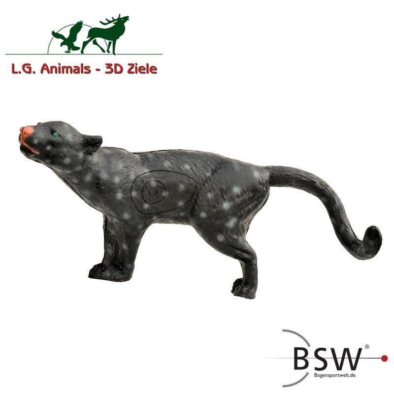 LEITOLD Schwarzer Panther [Spedition]