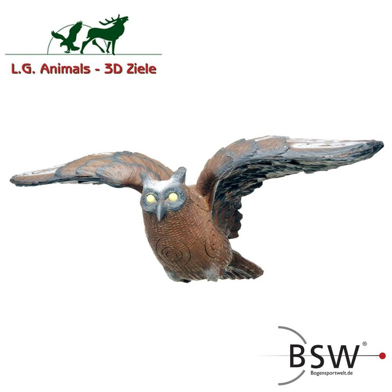 LEITOLD Flying Eagle Owl [Forwarding Agent]