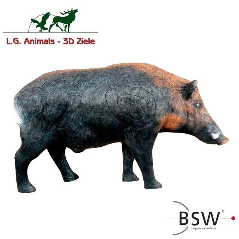 LEITOLD Strong Boar [Forwarding Agent]