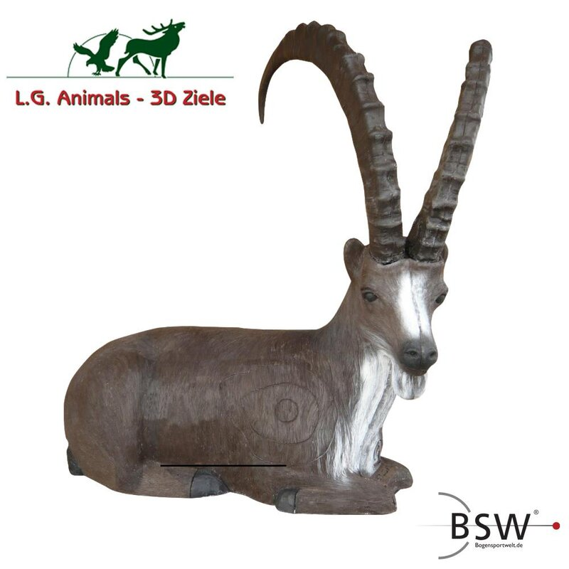 LEITOLD Sitting Ibex [***]