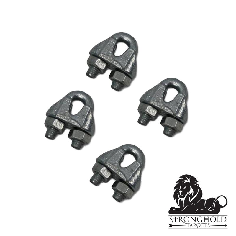 STRONGHOLD U-Clip for Backstop Nettings