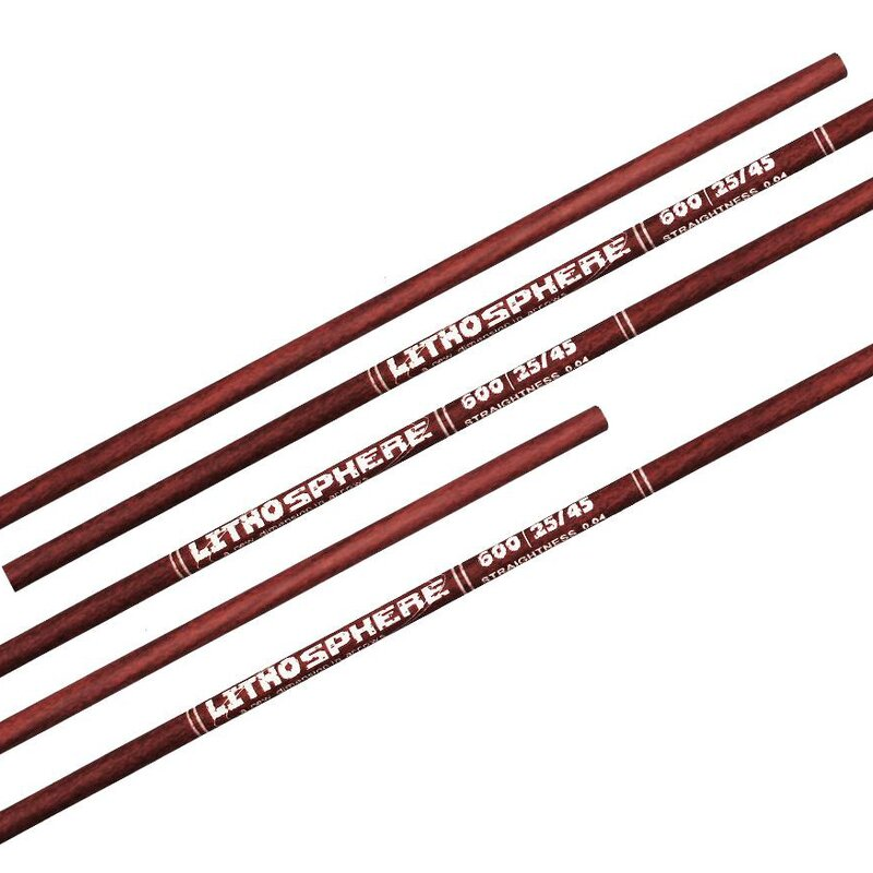 Shaft | LithoSPHERE Traditional - Carbon - with Wood Decor