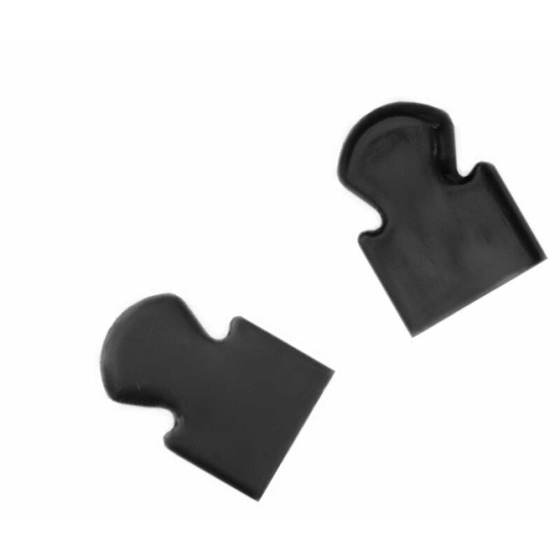 X-BOW End Caps for Recurve Crossbows - 2 Pieces