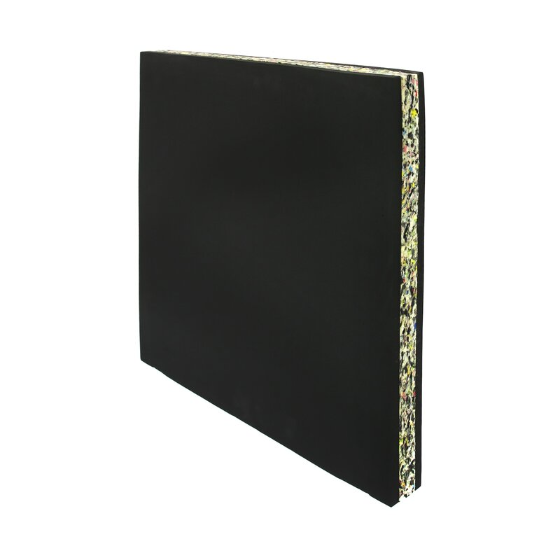 STRONGHOLD Foam Target Black Soft up to 20lbs - 60x60x5 cm