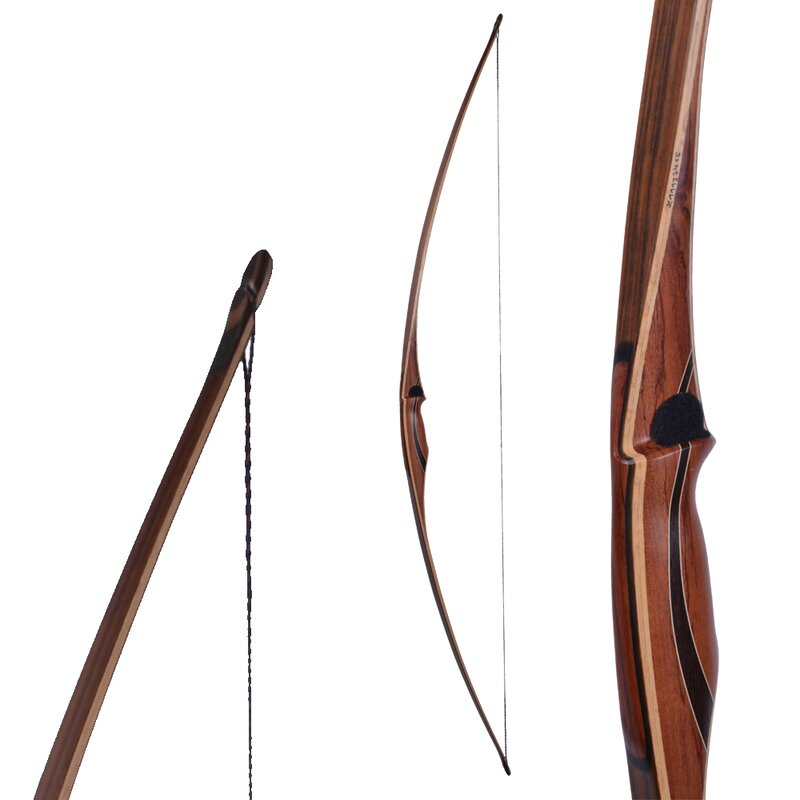 BODNIK BOWS Cayuga - 66 Zoll - 30-60 lbs - Langbogen - by Bearpaw