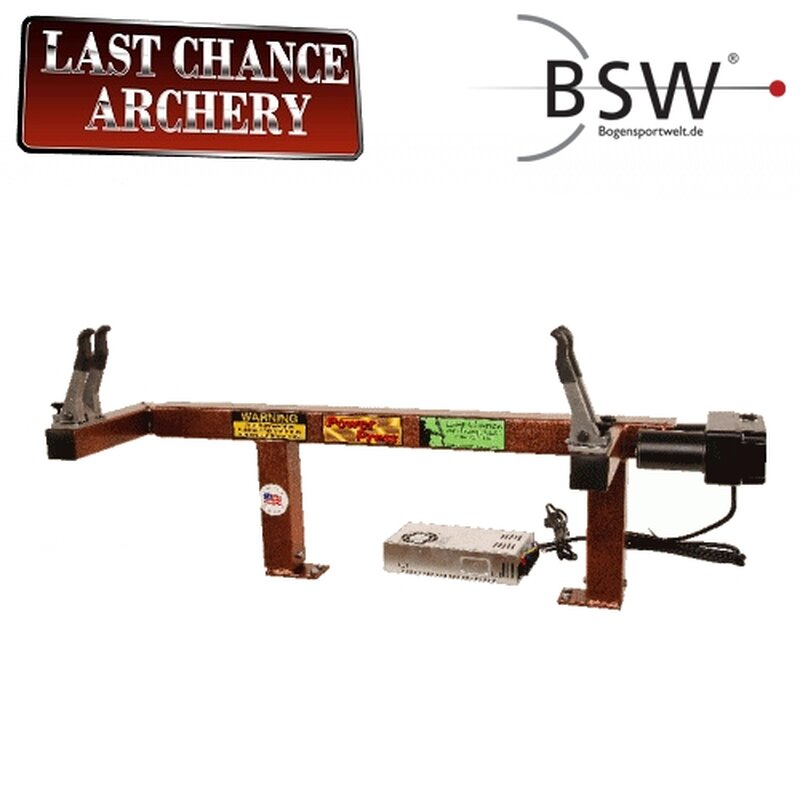 LAST CHANCE Power Press Deluxe - Bow Press