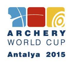 Logo World Cup Antalya 2015 World Archery