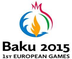 Logo 1st European Games Baku 2015