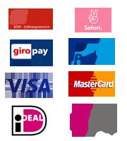 Im Online-Shop https://www.bogensportwelt.de verwendbare Zahlungsarten