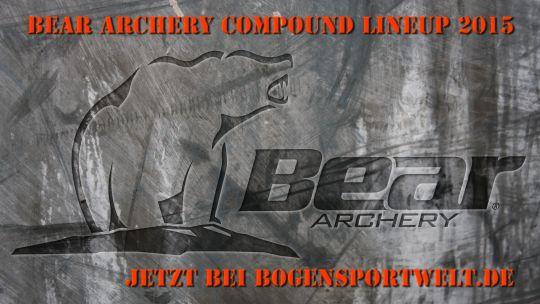 Bear Archery 2015