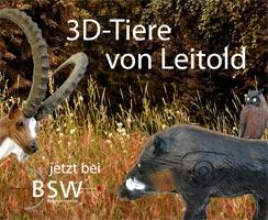 3D-Tiere von LEITOLD