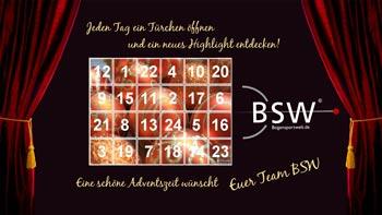Der BSW-Adventskalender
