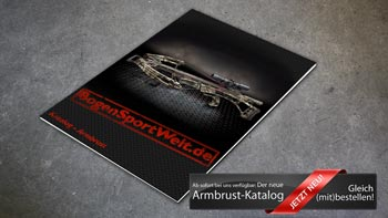 Der BSW-Armbrust-Katalog ist da!